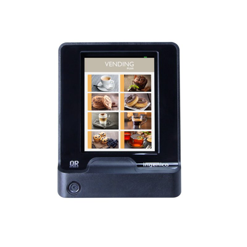 Ingenico self 2000 vending